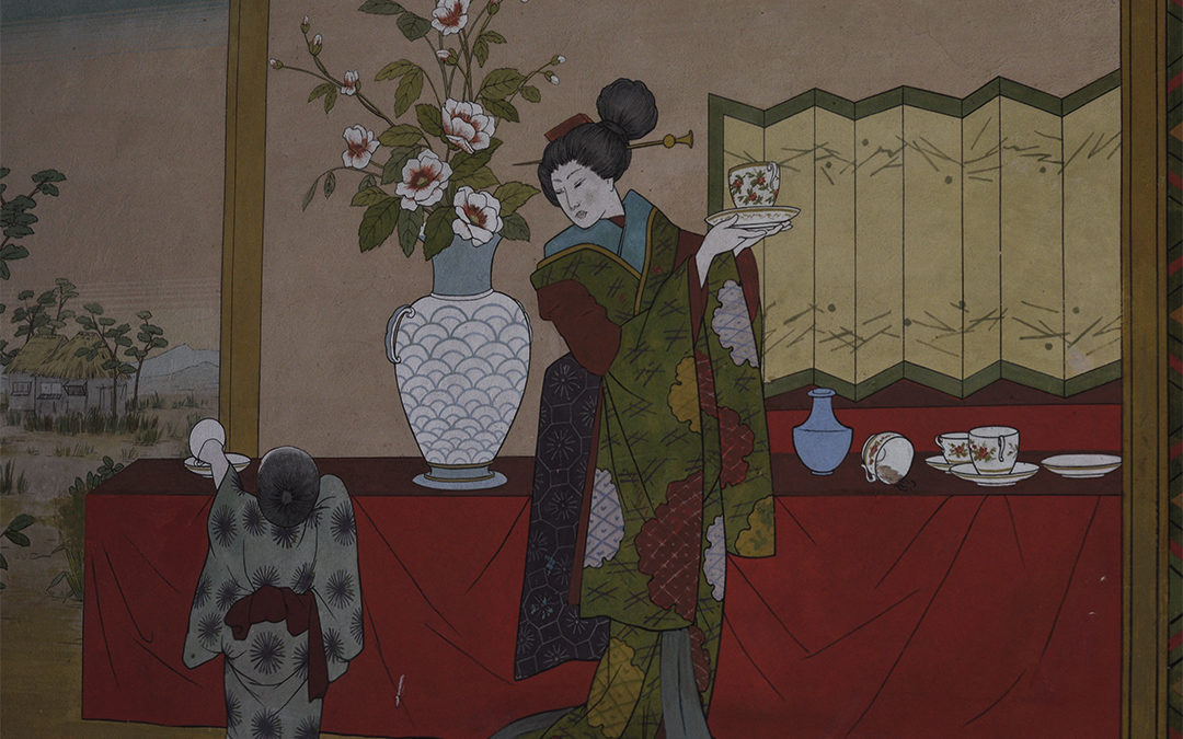 La Meravigliosa Villa della Geisha