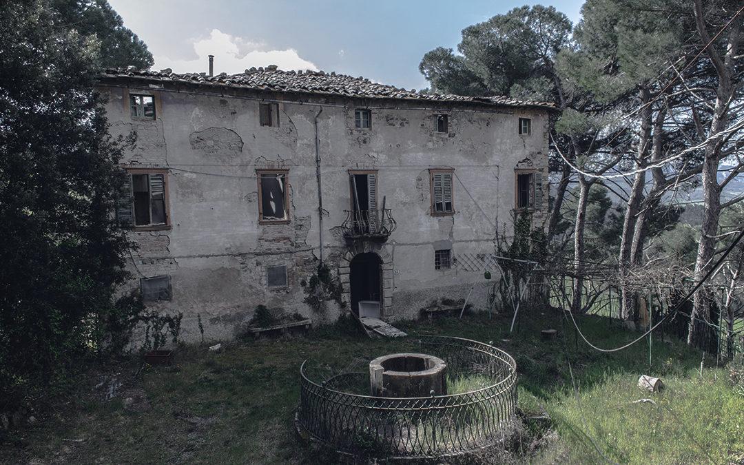 Il Villaggio Abbandonato dei Bambini