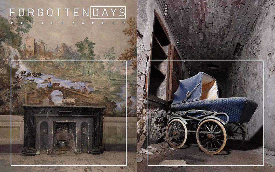 #ForgottenDays: Il Borgo in Bottiglia
