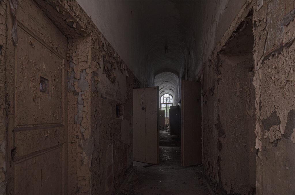 Manicomi Abbandonati Ospedale Psichiatrico Ville Sbertoli