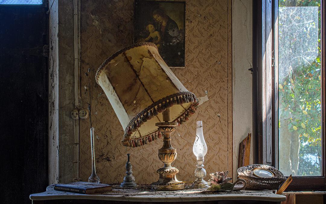 Storie di Abbandoni: La Casa del Preside, o dell'Ufficiale