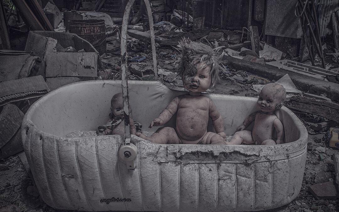 Viaggio nell'abbandono Rurale: La Casa delle Bambole