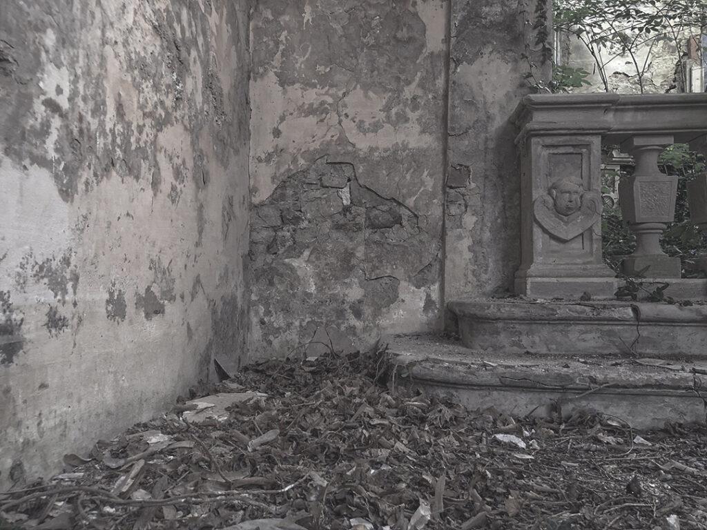Luoghi Abbandonati Italia Convento degli Artisti